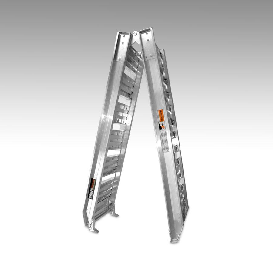 aluminium ramp R1